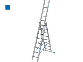 KRAUSE TRBS-Leitern, eine Alternative für Gerüste, Mehrzweckleiter, Mehrzweckleitern, Anlegeleiter, Sicherheit in der Höhe