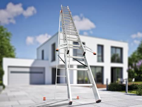 Wo KRAUSE ist, ist Sicherheit - die neue Norm für Leitern EN 131