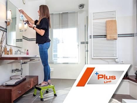 PlusLine - Ergonomische Leitern und Tritte
