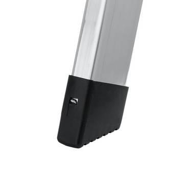 Stufen-Stehleiter-Rutschhemmende Leiterfüße für sicheren Stand