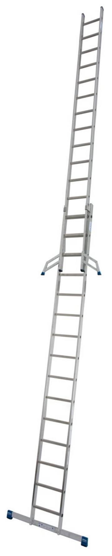 Die stabile zweiteilige Schiebeleiter für den professionellen Einsatz.