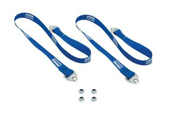 Ersatz-Gurtband zur Stabilisation der Leiter.