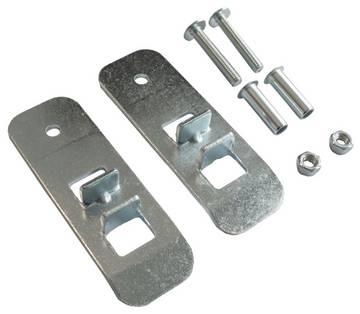 Für Stufen-StehLeitern, Stufen-Doppel-Leitern und SprossenDoppelLeiter.