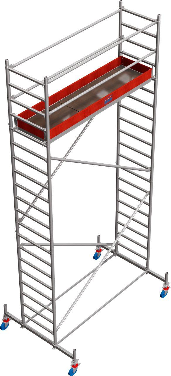 Fahrgerüst Serie 10 Das professionelle Fahrgerüst für den Einstieg