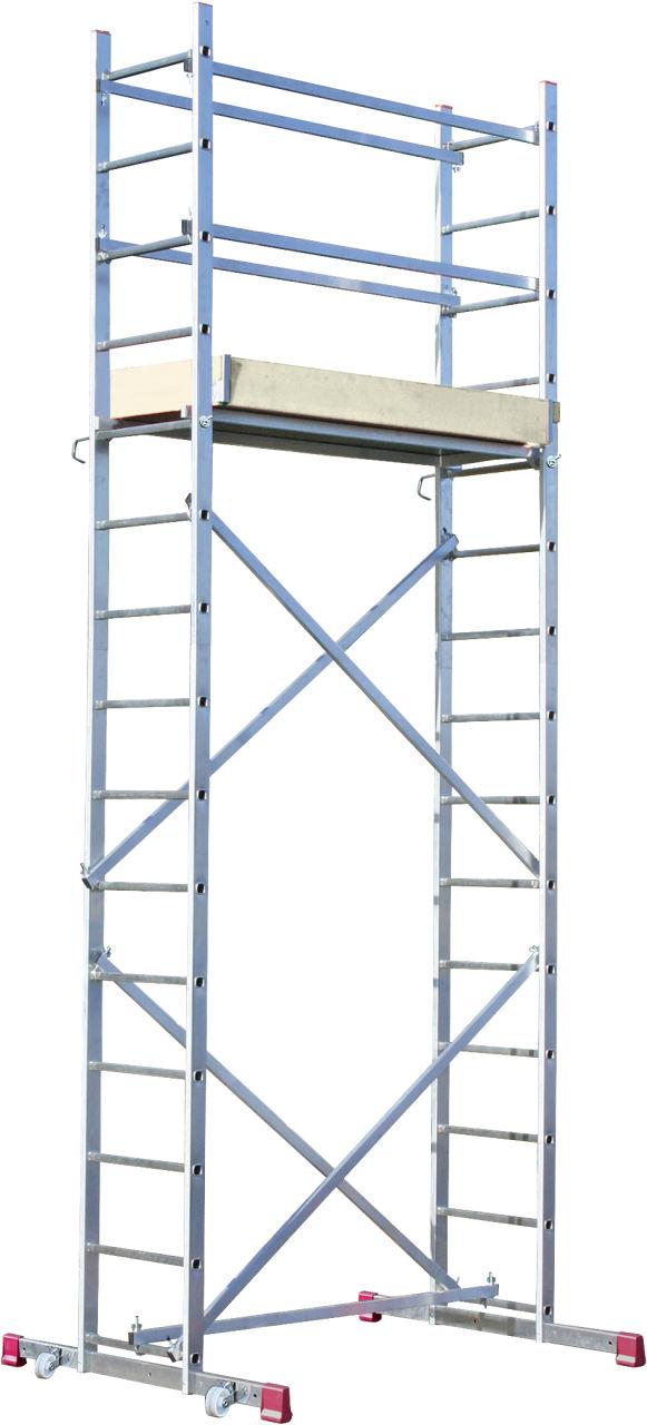 Montagegerüst-Flexibles Arbeitsgerüst, einfach aufzubauen