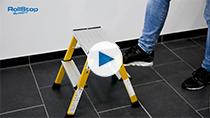 KRAUSE Technik Clip RollStop System