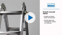 Das KRAUSE ClickMatic-System