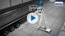 TankwagenLeiter Sonderkonstruktion