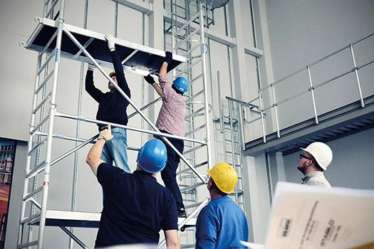 Produktanwendung, Produktprüfung und Reparaturen